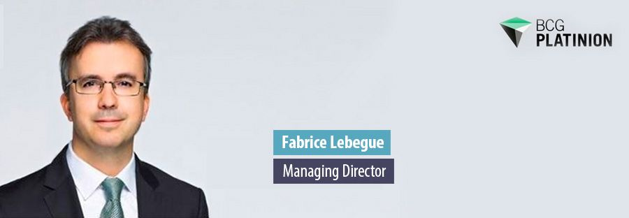 Fabrice Lebegue, Managing Director - BCG Platinion