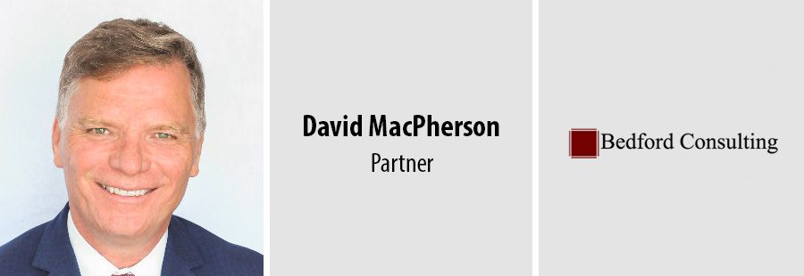 Bedford Consulting hires David MacPherson as newest partner