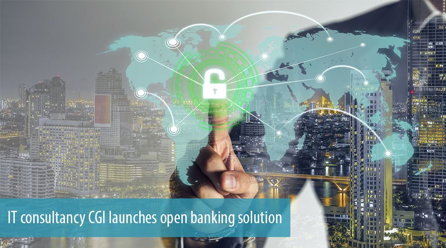 IT consultancy CGI launches open banking solution