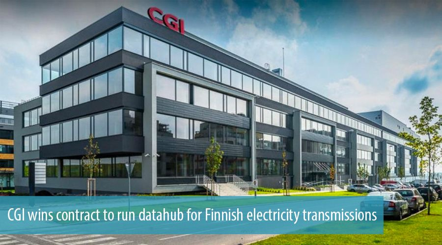 CGI wins contract to run datahub for Finnish electricity transmissions