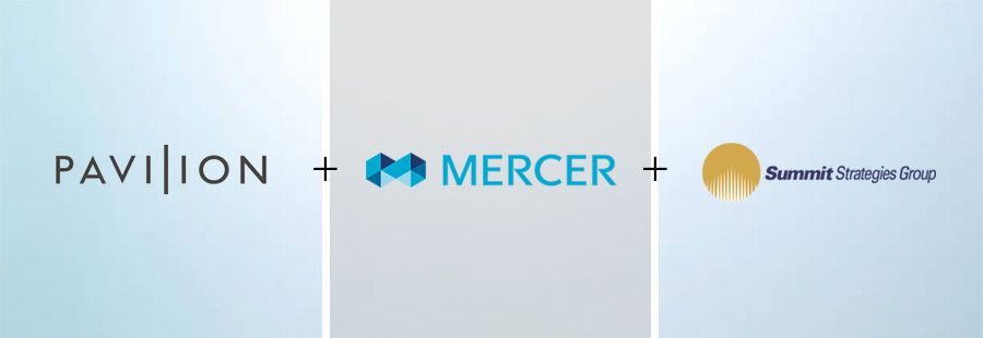 Mercer acquires investment consultancies Pavilion and Summit Strategies