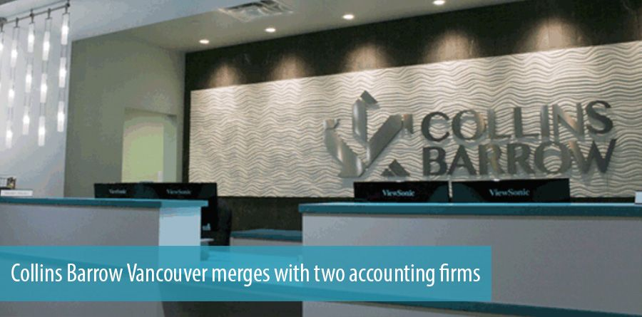 Collins Barrow Vancouver merges with two accounting firms
