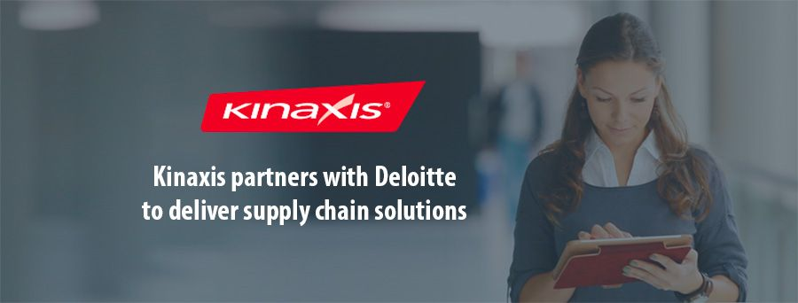 Kinaxis partners with Deloitte to deliver supply chain solutions