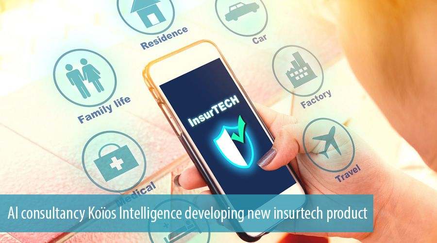 AI consultancy Koïos Intelligence developing new insurtech product