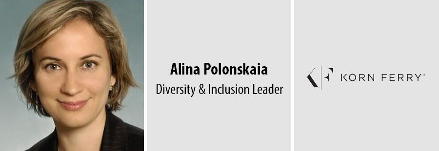 Alina Polonskaia - Diversity and Inclusion Leader at Korn Ferry