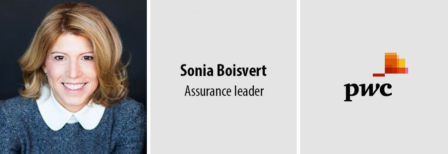 PwC's Sonia Boisvert among Canada's 100 Most Powerful Women