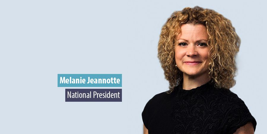 Melanie Jeannotte named national president of Gallagher Benefits Services Canada