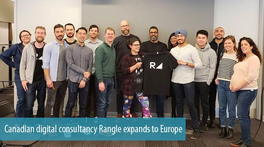 Canadian digital consultancy Rangle expands to Europe