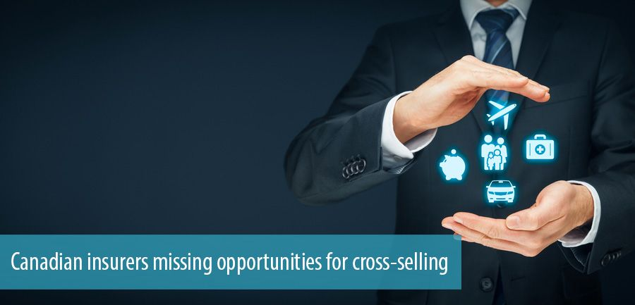 Canadian insurers missing opportunities for cross-selling