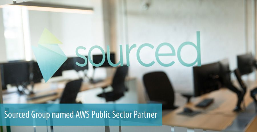Sourced Group named AWS Public Sector Partner