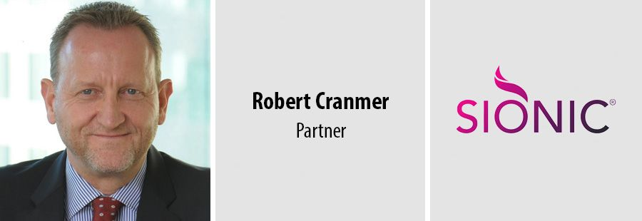 Robert Cranmer, Partner at Sionic