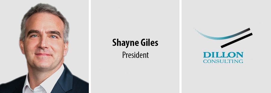 Shayne Giles, President at Dillon Consulting