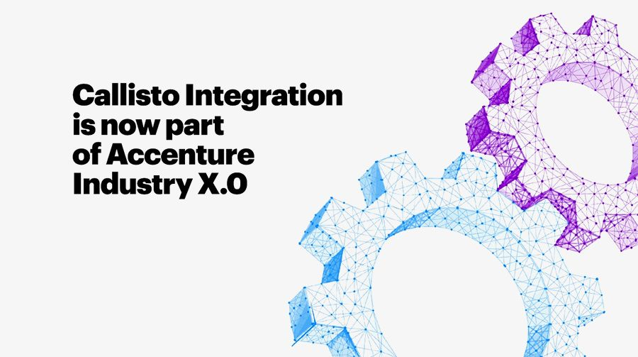 Accenture acquires manufacturing consultancy Callisto Integration