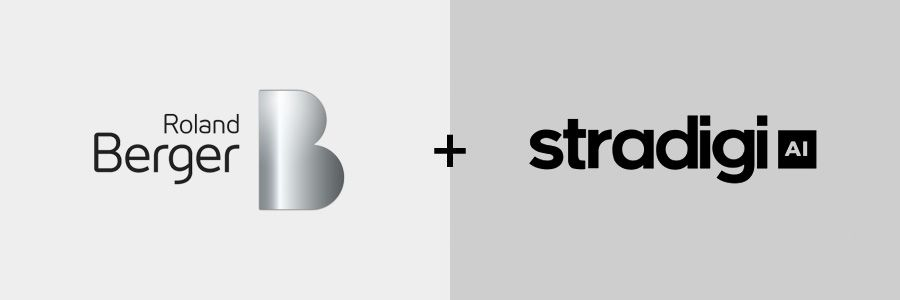 Roland Berger adds Stradigi AI to its partner ecosystem