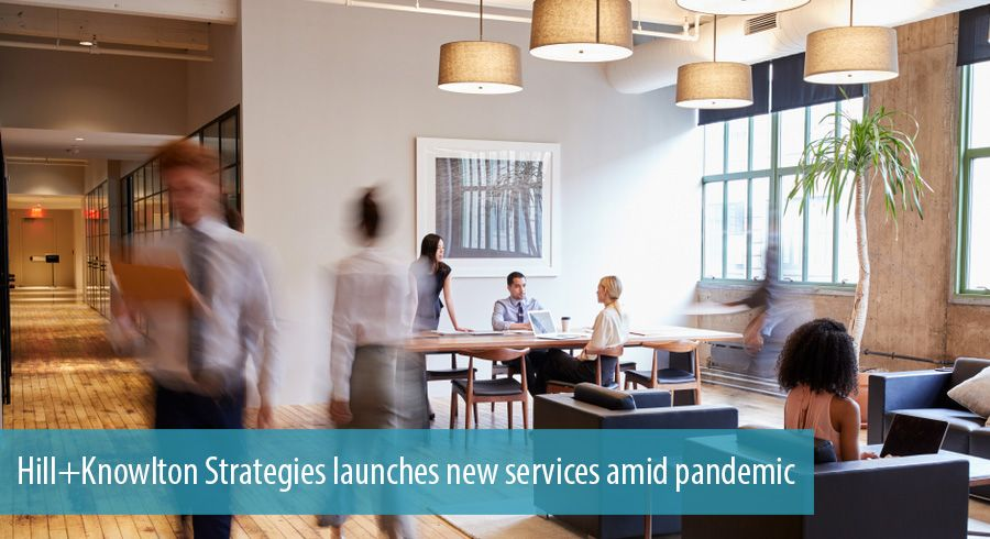 Hill+Knowlton Strategies launches new services amid pandemic