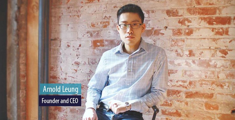 Arnold Leung, Founder and CEO, Appnovation