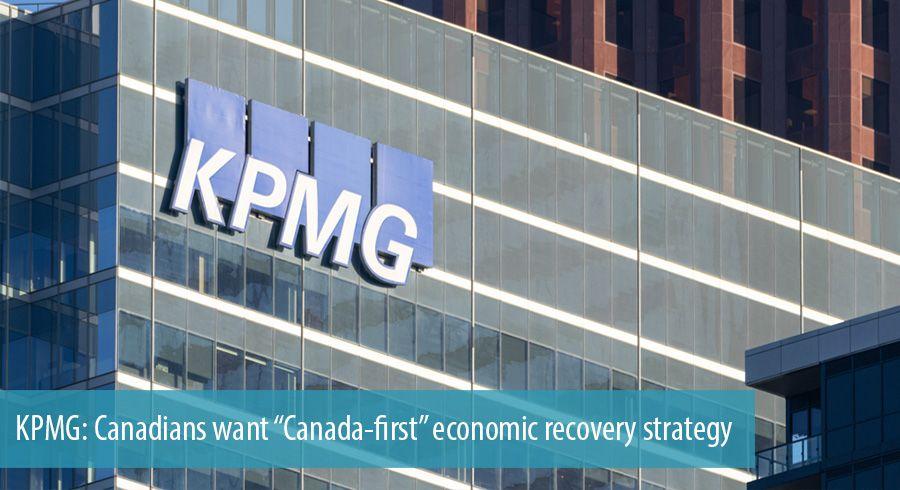 KPMG: Canadians want
