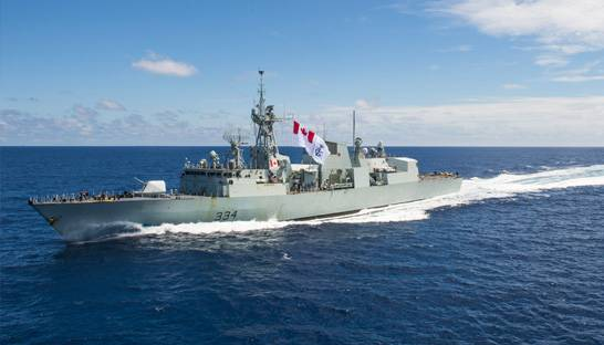 Canada's new warships could cost taxpayers $30 billion