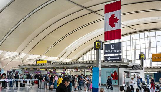 Canada's airports added $19 billion to national GDP in 2016