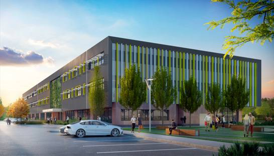 New EY office building in Waterloo one of the 'greenest' in Canada