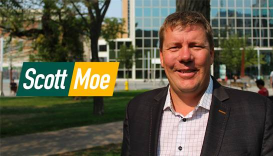 Saskatchewan's Scott Moe is Canada's premier premier - in terms of approval rating