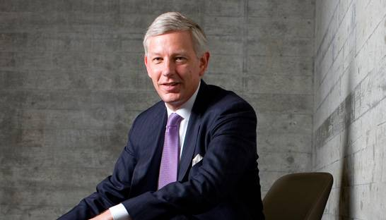 McKinsey head Dominic Barton named Chancellor of University of Waterloo