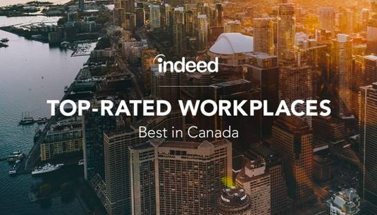 PwC, Deloitte, and Accenture among Indeed's top Canadian workplaces