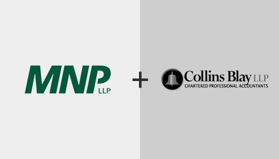MNP acquires Kingston, ON accounting firm Collins Blay