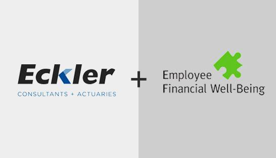 Eckler buys consulting firm Employee Financial Well-Being