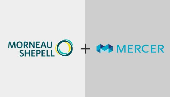 Morneau Shepell to buy Mercer's US large market health and DB pension plan admin unit