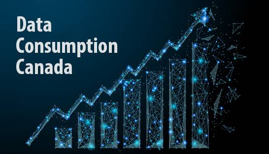PwC projects strong growth in data consumption in Canada