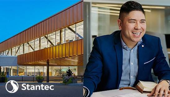 Stantec ranked one of top 10 global design firms