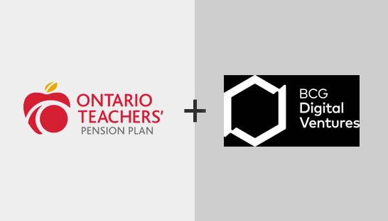 Ontario Teachers' Pension Plan partners with BCG on new incubator