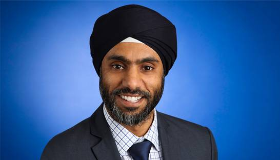 KPMG Canada promotes Hartaj Nijjar to national leader of cybersecurity services