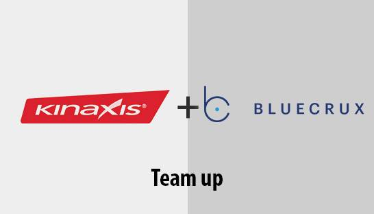 Kinaxis and bluecrux team up on supply chain transformations