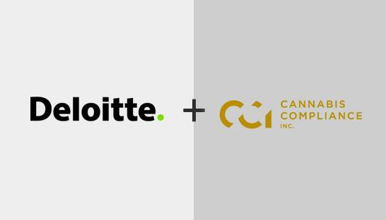 Deloitte acquires Cannabis Compliance Inc.