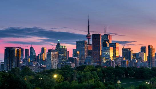 Toronto top market as Canadian VC funding increases for third year