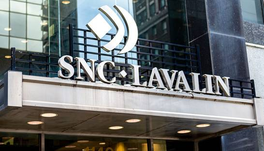 SNC-Lavalin names Jeff Bell as chief financial officer