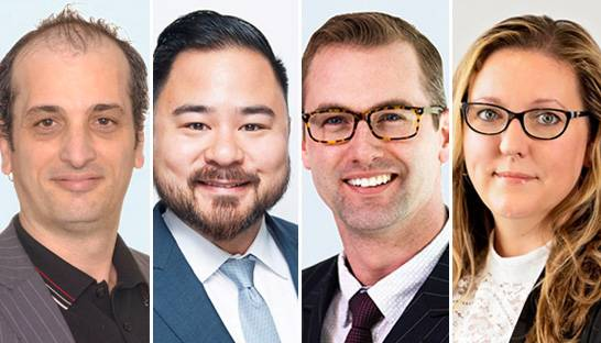 Ryan promotes four to principal in Canadian property tax practice