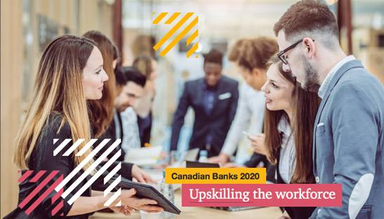 Canadian banks tackle upskilling as talent worries continue
