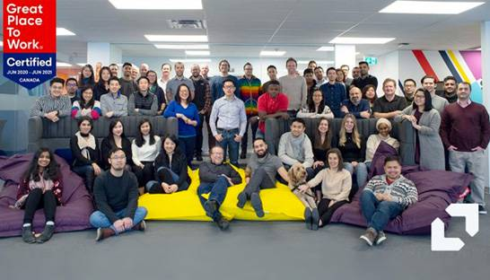 Digital consultancy Appnovation named a Great Place to Work