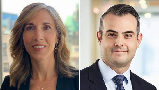 PwC promotes Sabrina Fitzgerald and Domenic Marino to national leadership roles
