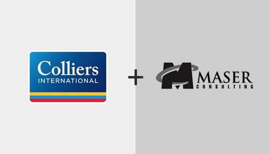 Colliers closes acquisition of engineering firm Maser Consulting