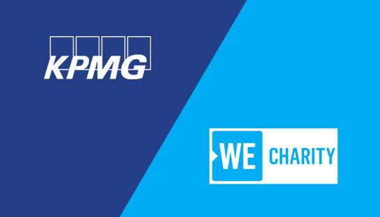 KPMG suspends its partnership with WE Charity