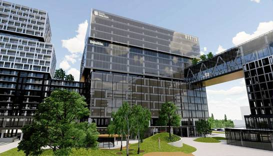Deloitte will move Laval office to Espace Montmorency in 2023