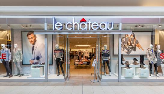 Le Château files for creditor protection, appoints PwC as monitor
