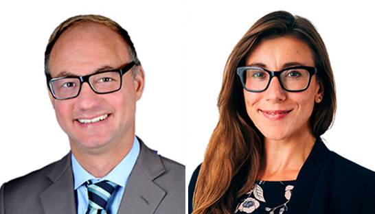 Andrew Hamilton and Kelly Rowe join Nous Group in Toronto