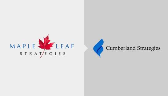 Cumberland Strategies spins off from public affairs firm Maple Leaf Strategies