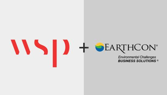 WSP acquires US-based Earth Consulting Group