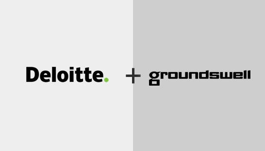 Deloitte Canada buys AI and data firm Groundswell Group
